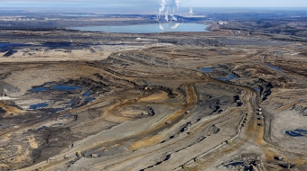 oil sands andrew wright