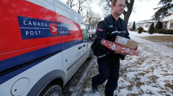 Canadian politics, NDP, Election 2015, Canada Post