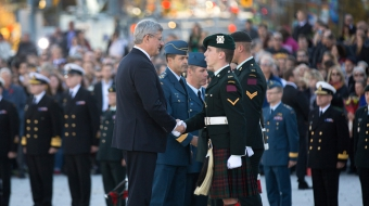 Photos by Jason Ransom via Prime Minister of Canada website