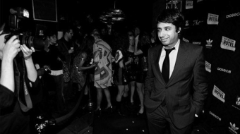 Jian Ghomeshi in a photograph by Jess Baumung
