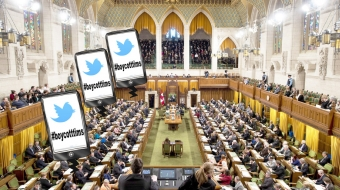tweet, house of commons, ministers, Tim Hortons