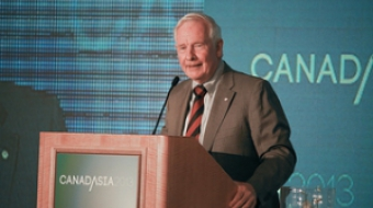Governor General David Johnston