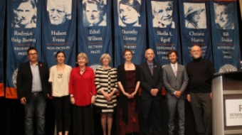 Winners of the 2014 BC Book Prizes