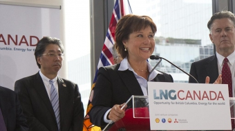 Christy Clark photo
