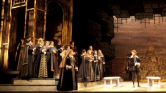 Vancouver Opera's production of Verdi's Don Carlo Photo Credit: Tim Matheson