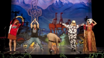 Jack and the Beanstalk: An East Van Panto at the newly restored York Theatre