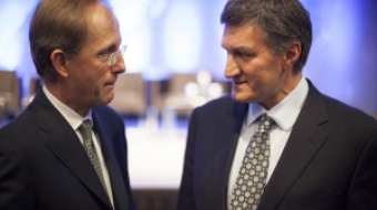 Enbridge CEO squares off against Rocky Mountain Institute CEO at GLOBE 2014