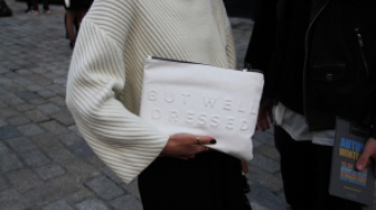 Style bloggers and street style are an integral part of London Fashion Week