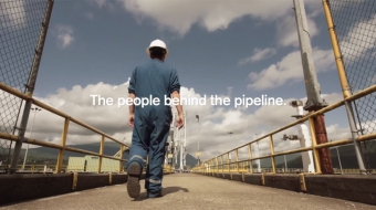 Kinder Morgan TV ad