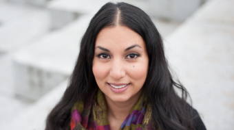 Vision Vancouver city council candidate Niki Sharma