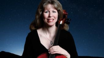 Janet Steinberg, VSO cellist