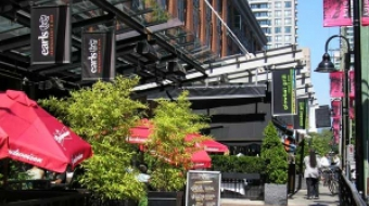 Yaletown Patio