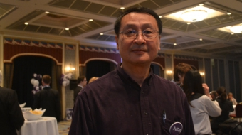 Former NPA councillor B.C. Lee. Photo by Jenny Uechi