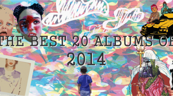 The best 20 albums of 2014