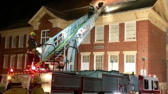 Carleton fire