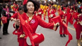 Chinese New Year Parade 2015 Vancouver - Mychaylo Prystupa