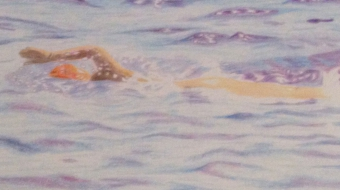 """The Big Swim"" will be published in February, 2015."