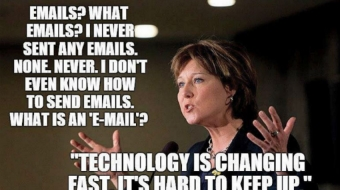 Christy Clark, triple deleting, B.C. government, B.C. Liberals