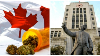 Access to medicine, British Columbia business, City of Vancouver, marijuana