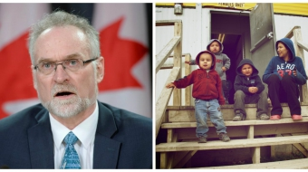 Canadian politics, Auditor general, First Nations, Healthcare, Prisoners