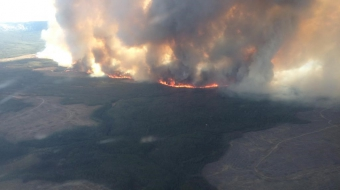 Wildfires, BC environment, Wildfire response