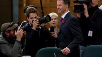 Nigel Wright will appear at Duffy corruption trial