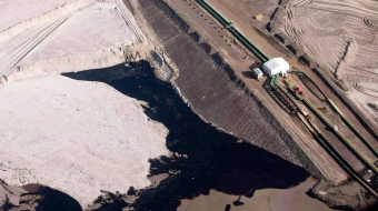 oilsands environmental record improving. Canadian Press Photo.