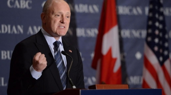 Obama envoy ends first year in Canada, pointing to areas of accord.CP