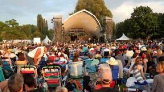 Vancouver Folk Music Festival 2012