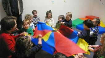 Children in day care. Creative Commons photo