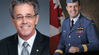 UBC dentistry prof awarded top military honour