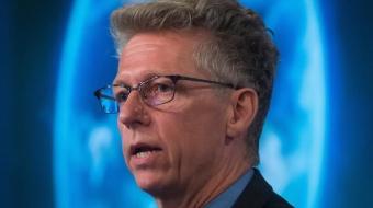 Dr. James Orbinski, a professor at the University of Toronto