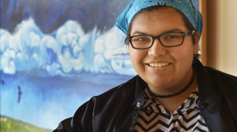 Fort McKay student tells of mixed bag of living legacy of oil sands