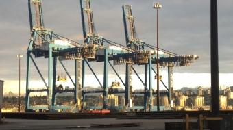Fraser Surrey docks