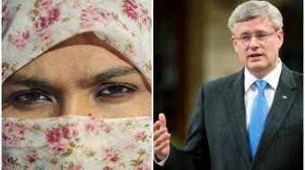 DresscodePM, niqab, Muslim women,