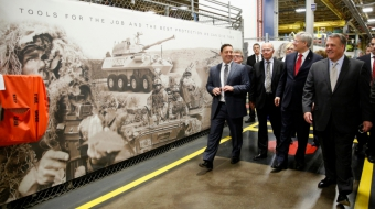 Harper government doubles down on weapons manufacturing contracts