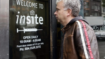 Insite, Vancouver's supervised injection site