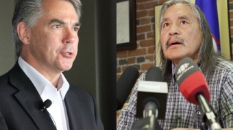 BC First Nation chiefs tell Alberta Premier
