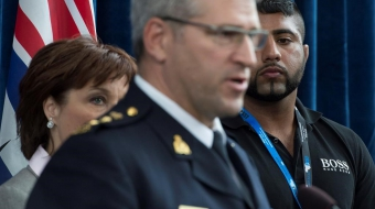 Surrey crime, Gang war, organized crime, B.C. Premier Christy Clark