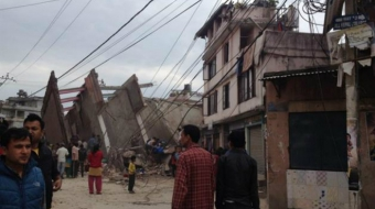 Nepal earthquake, Haiti earthquake, Chile earthquake, Nepal poverty