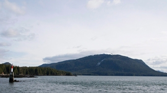 Lelu Island photo by Robin Rowland/Canadian Press