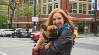 Lorena Christensen, Evo, car sharing, Vancouver transit,