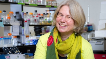 Lynne Quarmby SFU Biochemistry Professor and Kinder Morgan lawsuit defendant