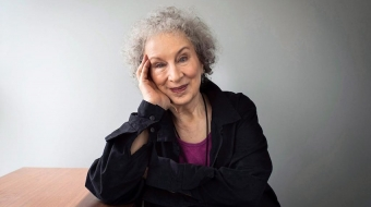 Margaret Atwood publishes graphic novel