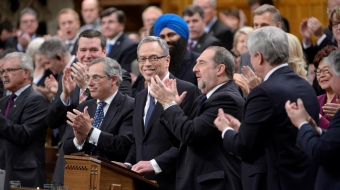 Canadian Politics, Budget 2015, Conservative Party of Canada, Joe Oliver, Stephe