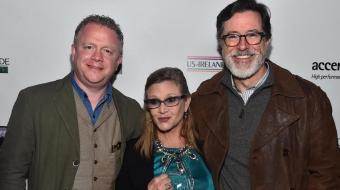 Oscar Wilde Award winners 2015