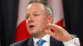 Bank of Canada keeps 0.75 per cent interest rate