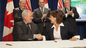 Petronas Premier Clark LNG deal - Mychaylo Prystupa -- Vancouver Observer