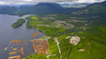 Proposed Sarita Bay LNG site