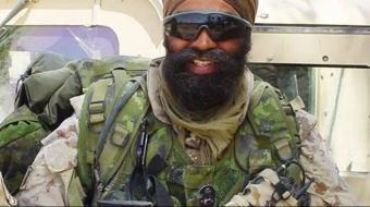 Harjit Sajjan, Afghanistan, soldier, veteran, Justin Trudeau, Swearing in